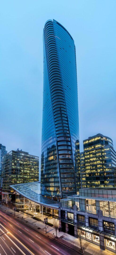 Trump International Hotel - Vancouver